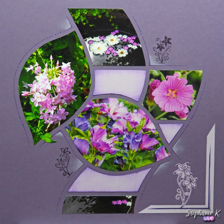 Page 30x30 Fleurs 1 - Page 2