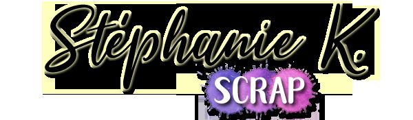 Logo blog Stéphanie K. Scrap