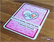 Carte - Amour 1 - Détail 3