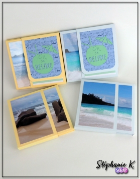 Mini-albums - Thème Azza Au bord de mer - Vue 6
