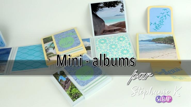 Miniature vidéo Mini-albums Thème Azza Au bord de mer