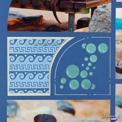 Page 30 x 30 Loutres - Détail 2