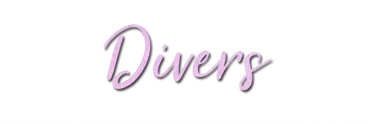 Titre divers blog