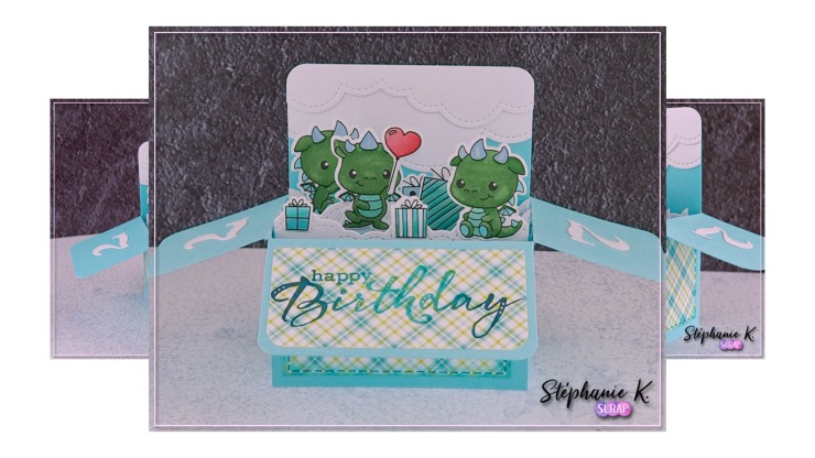 Miniature vidéo Carte anniversaire 9