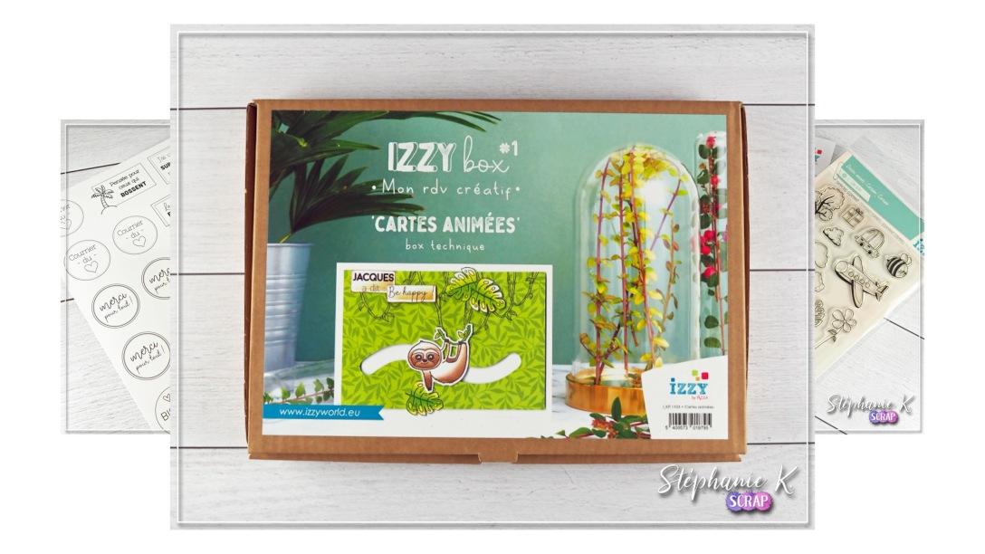 Miniature Vidéo Izzy Box 1