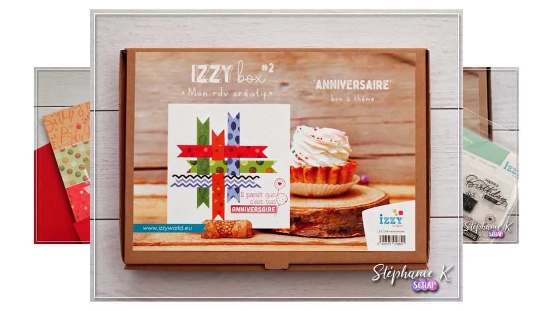 Miniature Vidéo Izzy Box 2