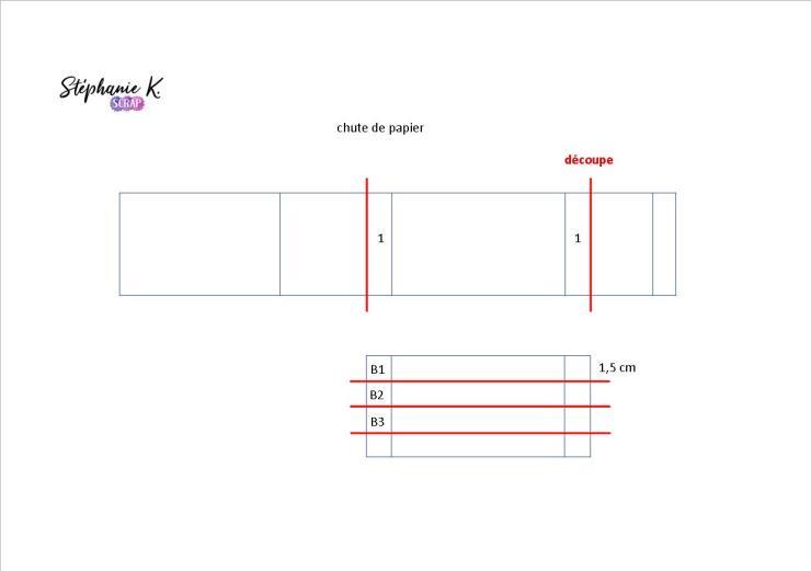 Modèle boîte pop-up rectangulaire 4