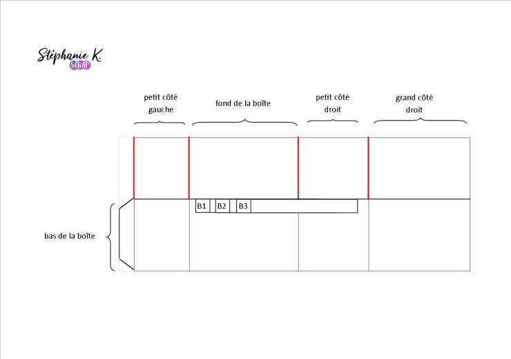 Modèle boîte pop-up rectangulaire 5