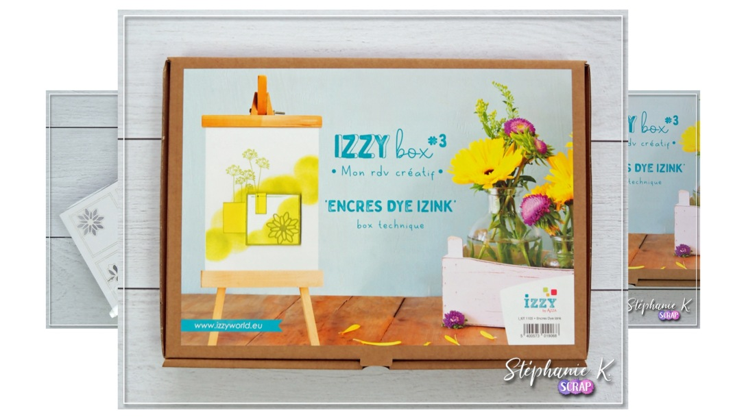 Miniature Vidéo Izzy Box 3
